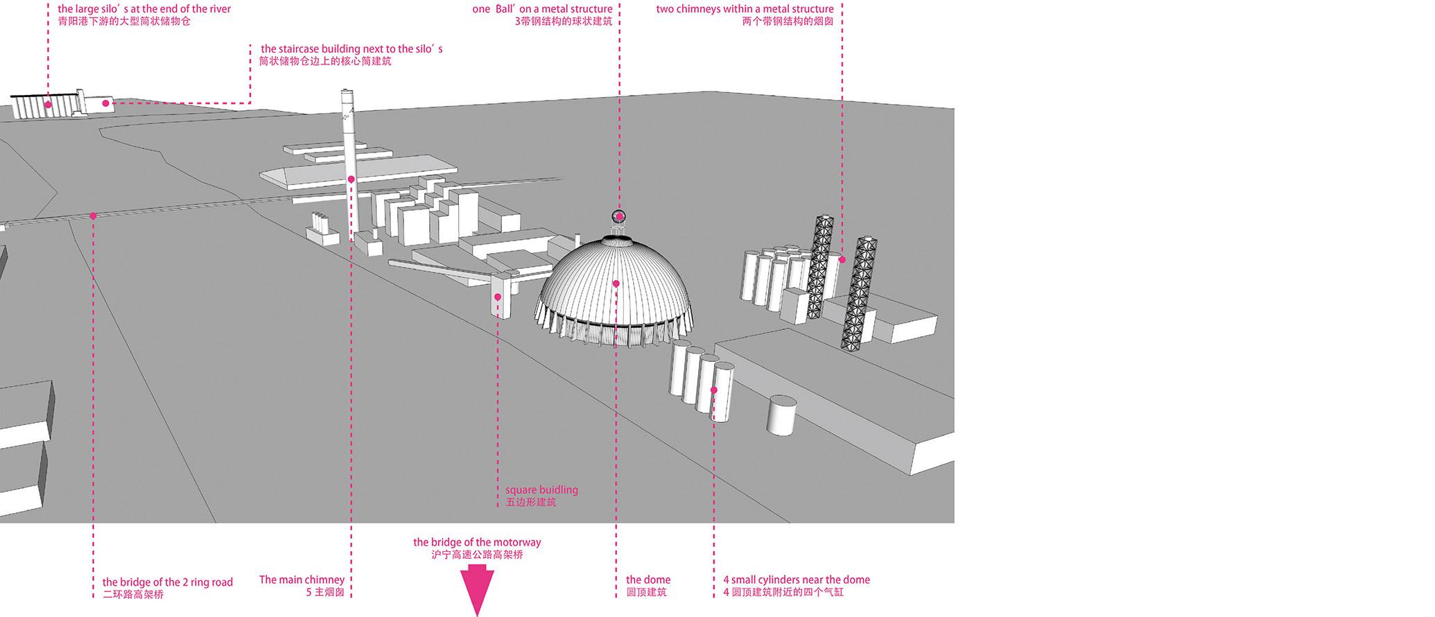 Kunshan objectverlichting