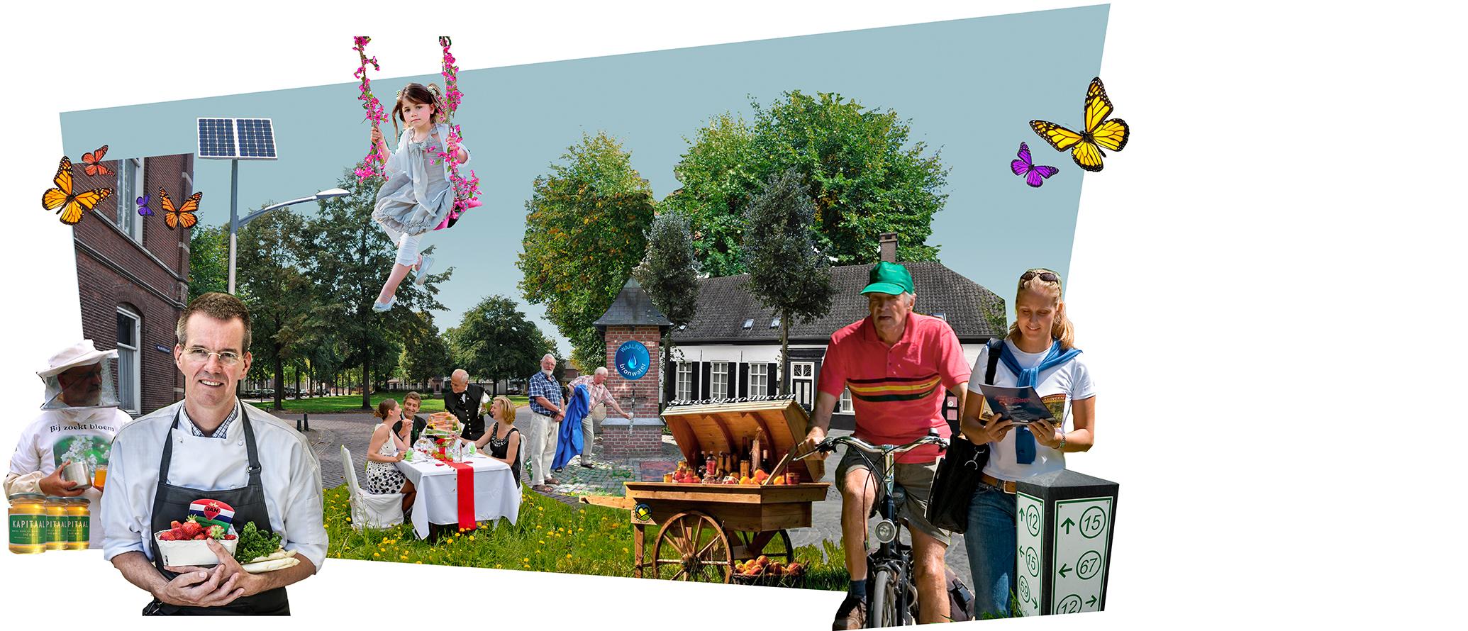 Waalre profilering centrumvisie waalre dorp 2015