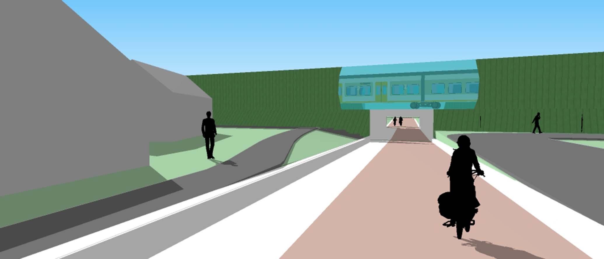 Gebiedsvisie spoorzone Vught