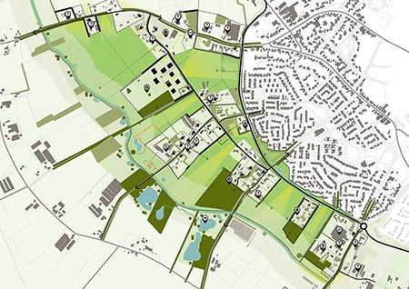 Ontwikkelvisie Hollestraat en omgeving, Someren