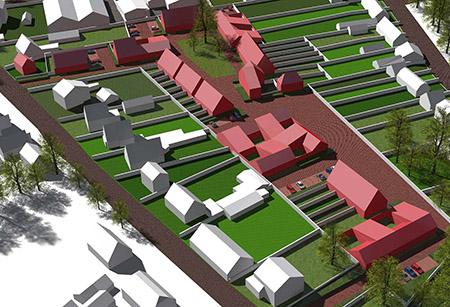 Stedenbouwkundig plan Kerkheiseweg Liempde